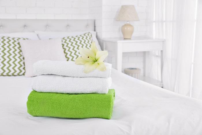 Complimentery Towels Linen